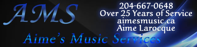 ams music serviced dj services